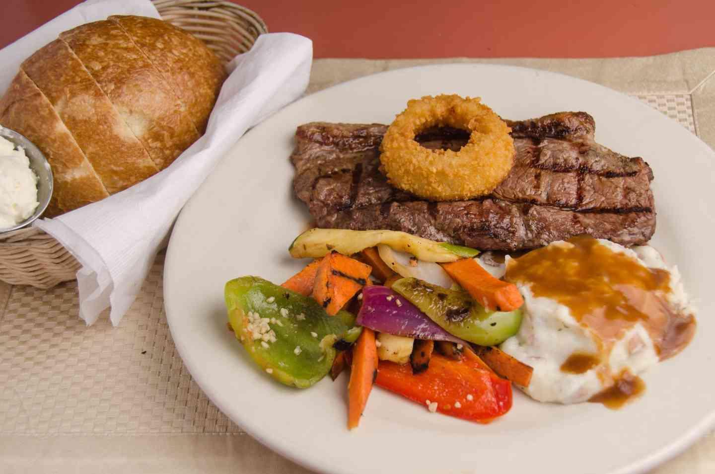 10 Oz NY Steak