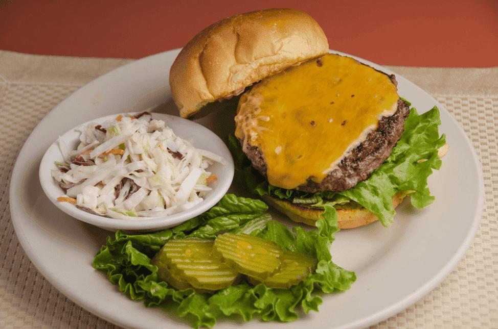 Lulu's Cheeseburger