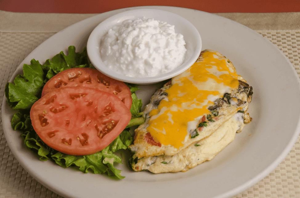 Heart Healthy Omelette