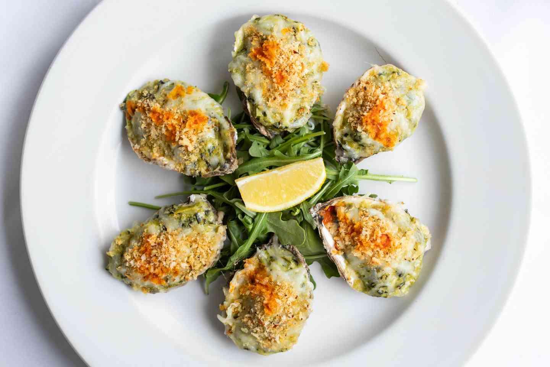 Crispy Fried Gulf Oysters