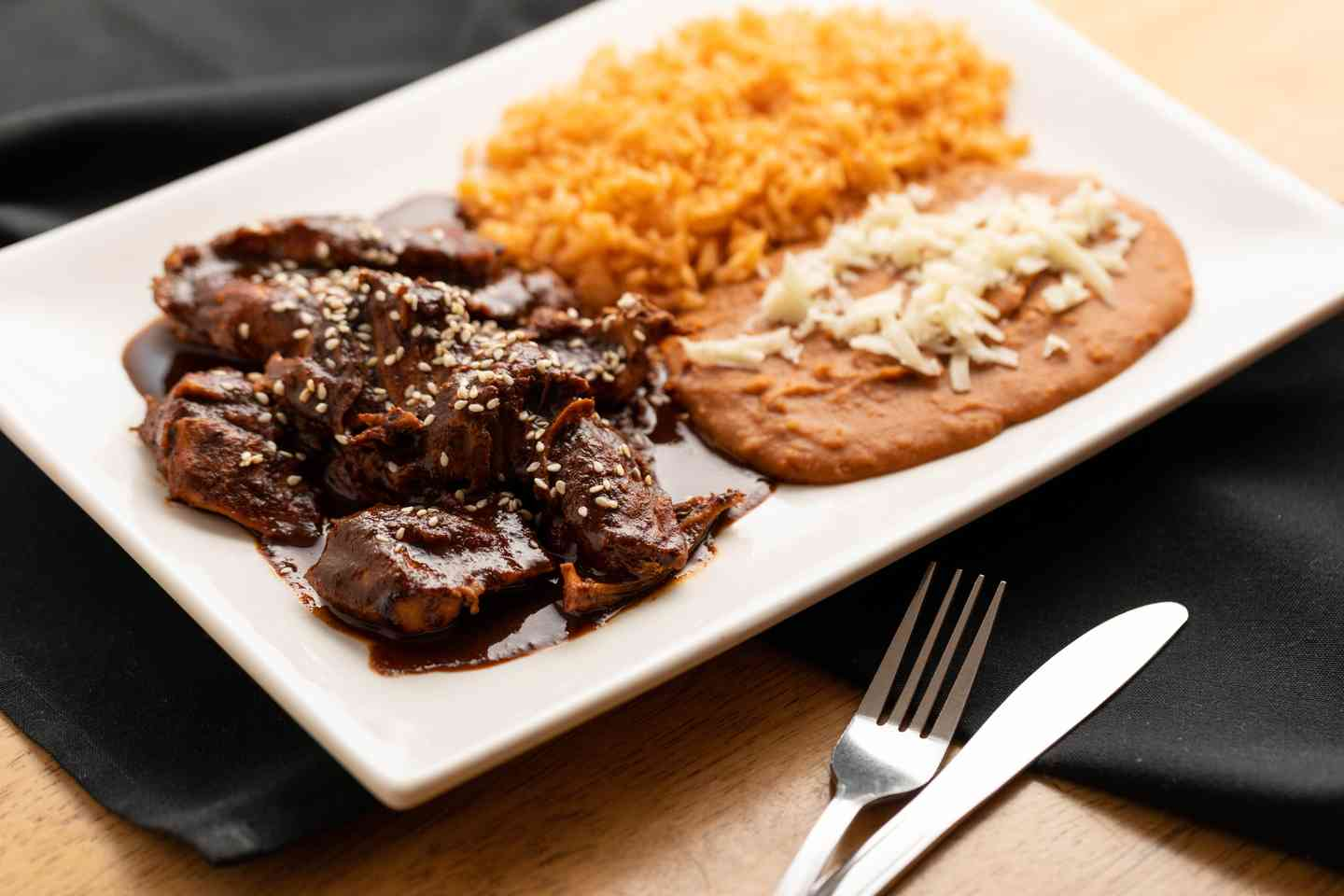 Chicken & Mole