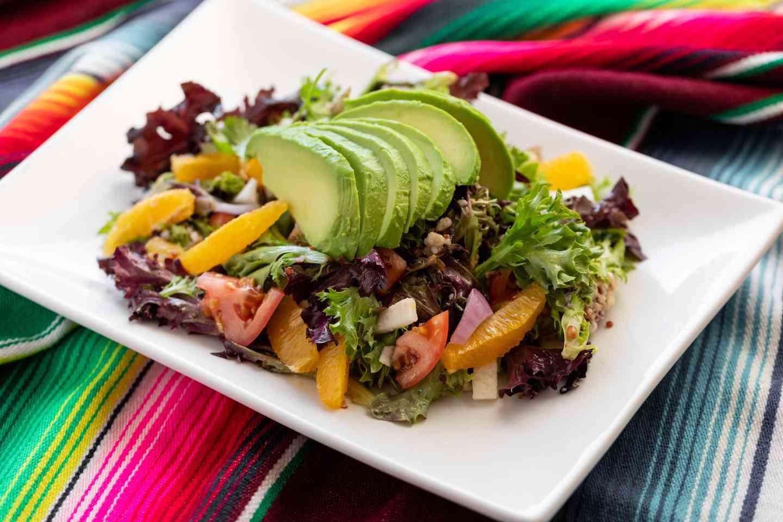 Citrus Mexican Salad