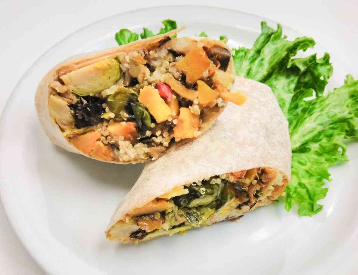 The Vegan Burrito
