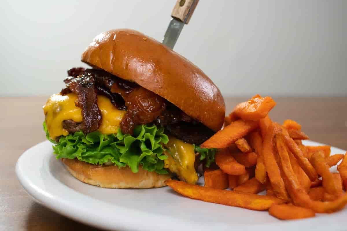 The HM Burger
