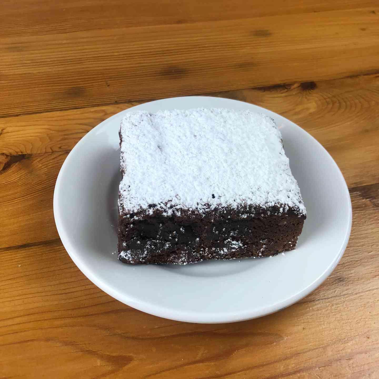 Double Chocolate Espresso Brownie