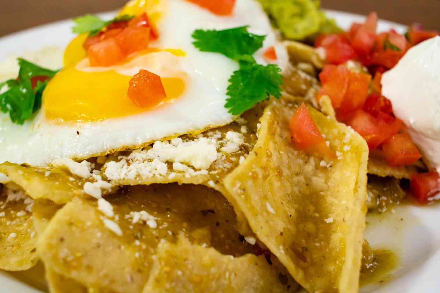 The Chilaquiles