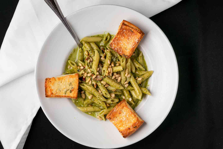 Penne Pasta Pesto