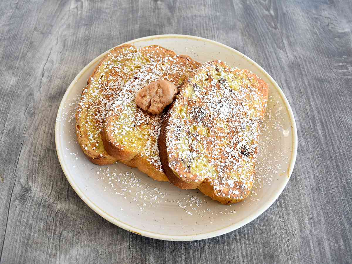 COUNTRY-CUT FRENCH TOAST