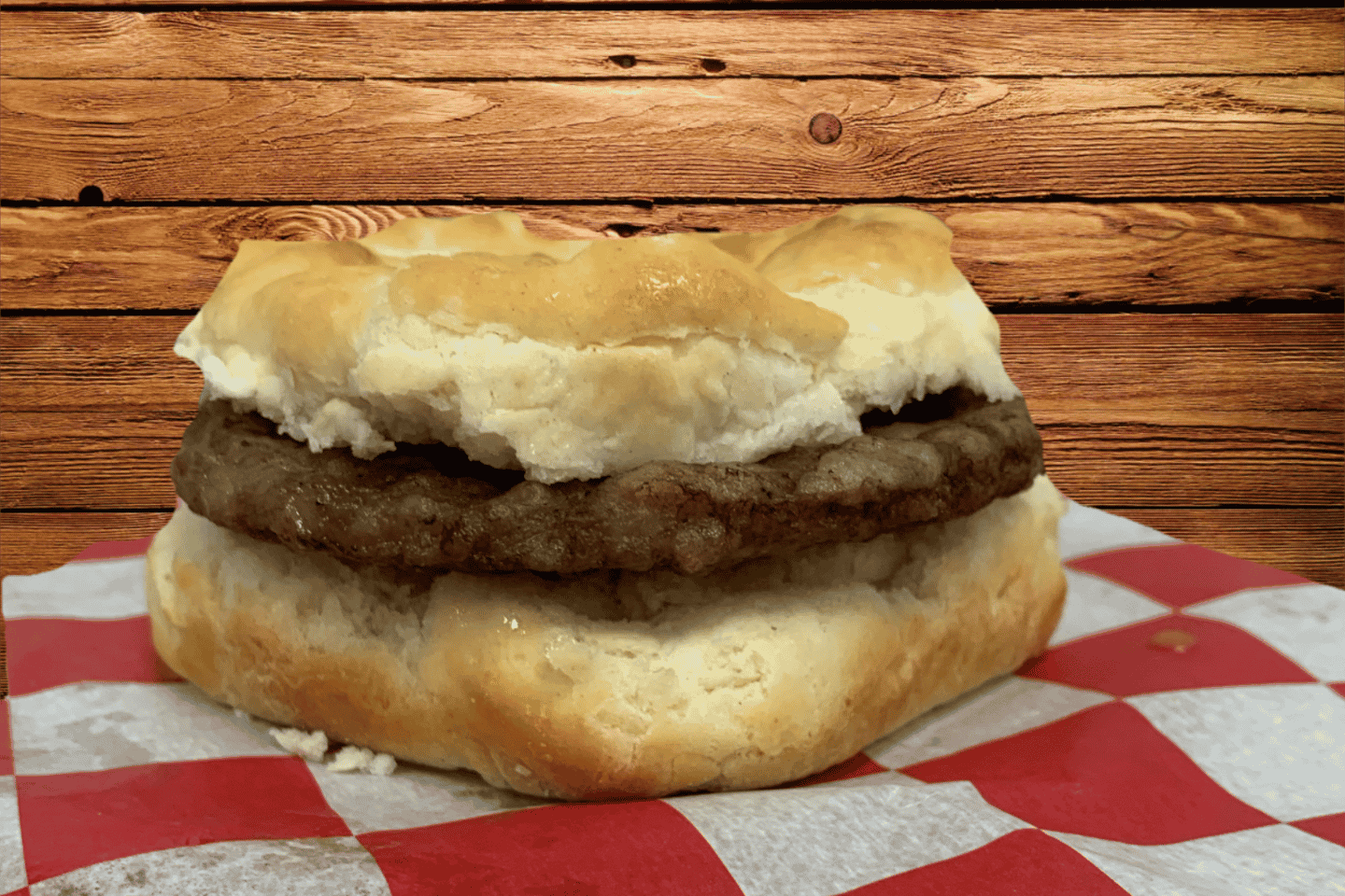 Breakfast Sandwiches with Meat Only