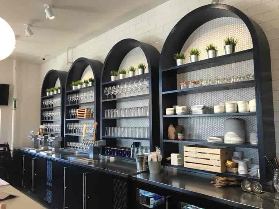 gather shelves