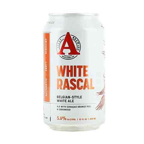 WHITE RASCAL WHITE ALE