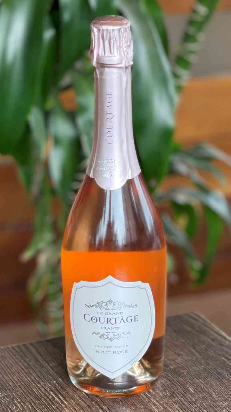 SPARKLING ROSE, LE GRAND COURTAGE