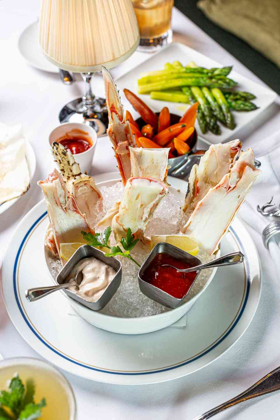 Chilled King Crab Legs