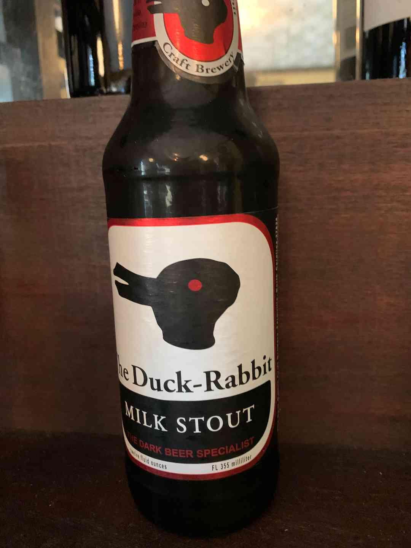 Duck Rabbit, Milk Stout