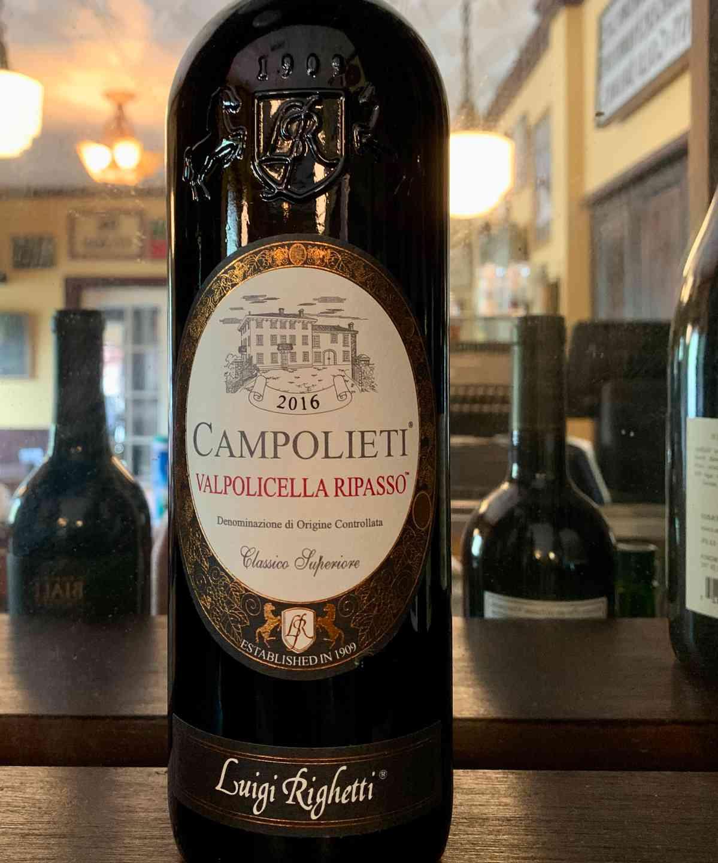 Campolieti Valpolicella Ripasso 2016