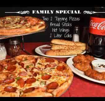 Large Family Value Meal with Greek Salad Special