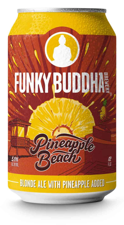 Pineapple Beach - Funky Buddah Brewery, FL