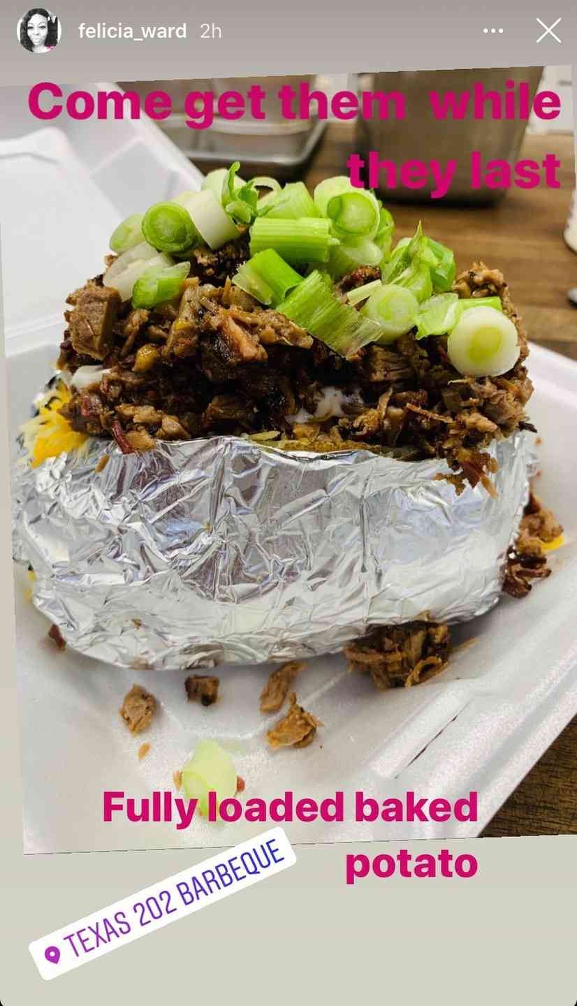 Stuffed Baked Potato