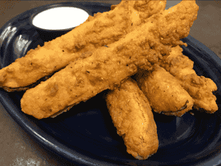 Fried Pickle Spears**