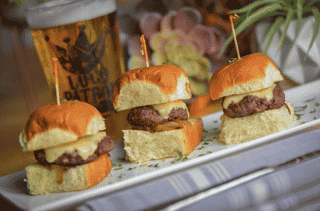 Sliders & Fries