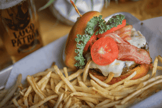 Brewers Burger