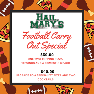 Carry out football