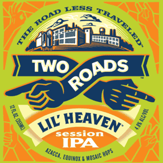 2Rds | Lil' Heaven-Session IPA