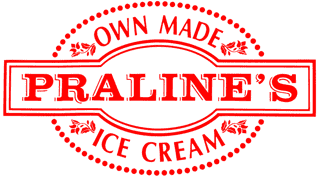 praline's logo