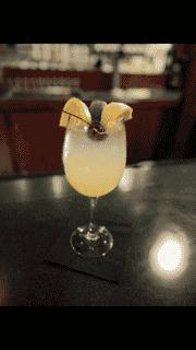 Pineapple White Sangria