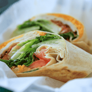 Panini or Wrap Only