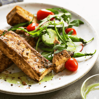 BBQ Grilled Tofu