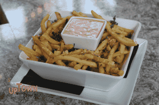 Uptown Truffle Fries