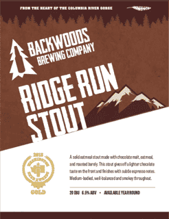 ridge run stout