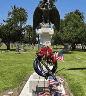 Memorial Day Honor the unknown soldier during civil was