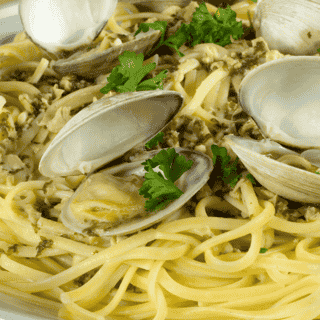 Linguine White Clam Sauce