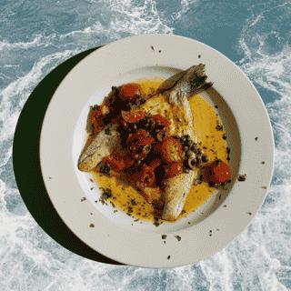 Branzino (Mediterranean Sea Bass)