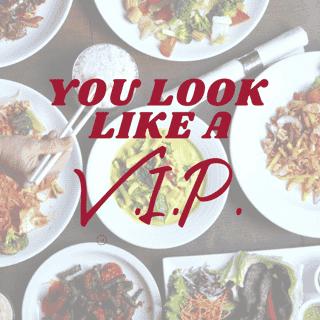 VIP Offer