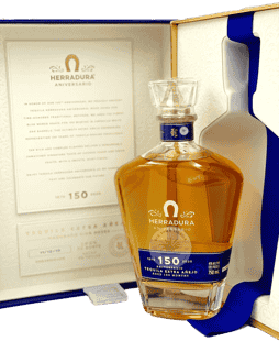 Tequila herradura 150 Aniversario Limited Product
