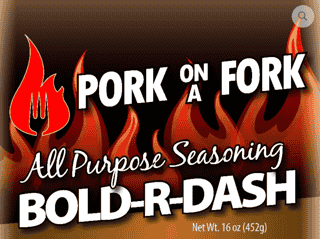 Bold-R-Dash All Purpose Seasoning 16 oz
