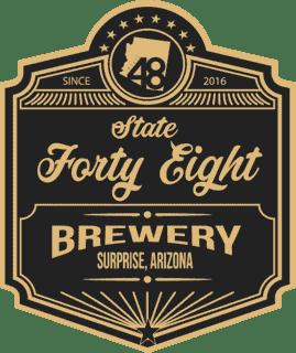 State 48 Brewery | Surprise, AZ logo
