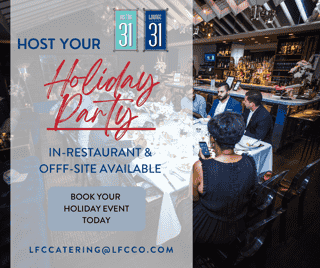 HOLIDAY PARTY | CATERING