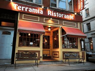 Terramia Ristorante Storefront