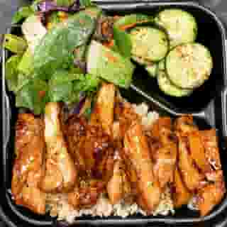 Chicken Fire Grilled Plate