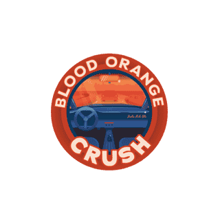 Blood Orange Crush IPA