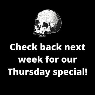 Thursday - TBD