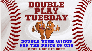 """Double Play Tuesday"""