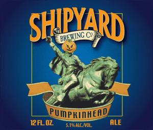Shipyard Pumpkin Ale