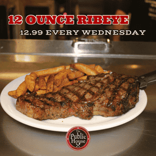 12oz ribeye Steak