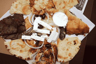 Greek Sampler