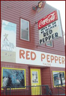 The Original Red Pepper